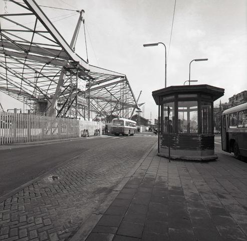653692 - Station Tilburg in aanbouw