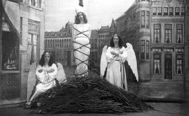 064920 - Toneel. R.K. toneel- en muziekvereniging Het Noorden. Jeanne d'Arc.