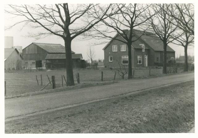 650860 - Gebied waar de latere woonwijk 'De Reeshof' is gebouwd.