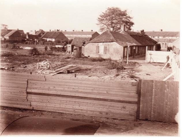 652679 - Parochie Groeseind;  kbouwterrein voor de nieuw te bouwen kerk en pastorie