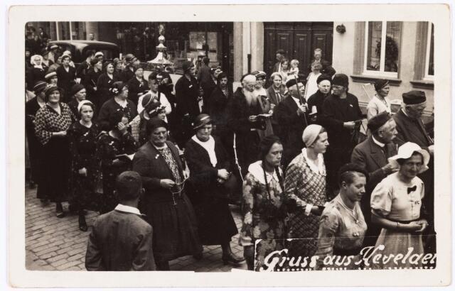 008860 - Bedevaart Tilburg-Handel-Kevelaer in 1933.