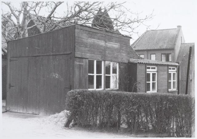 014697 - Schuurtje achter het pand Berkdijksestraat 122