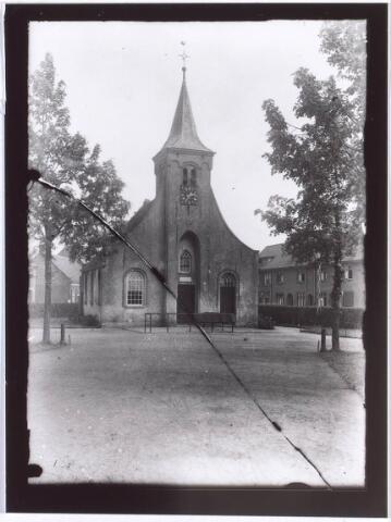 020283 - Hasseltse kapel in de maand mei van het oorlogsjaar 1941