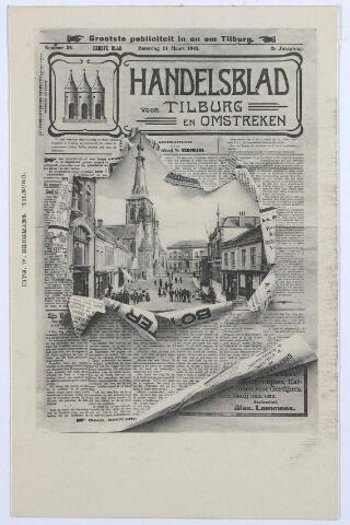 027827 - Handelsblad voor Tilburg en omstreken, nummer 30. 2e jaargang.