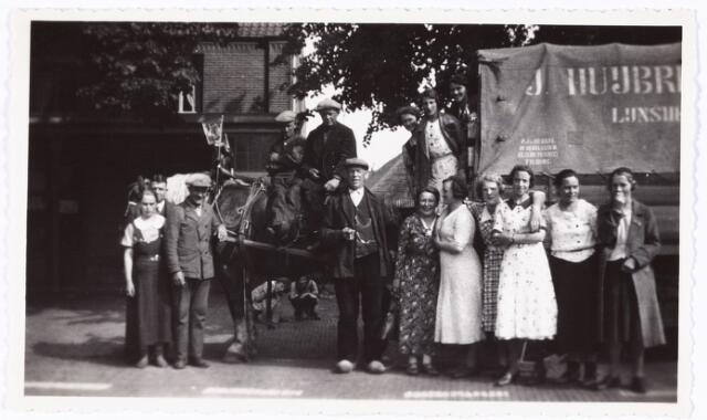 008879 - Bedevaart Kevelaer, 1935 terugtocht (St Michielsgestel).