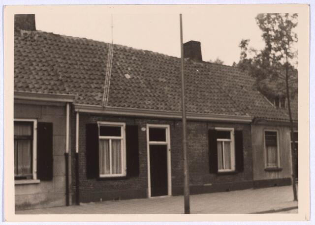 023976 - Pand Koningshoeven 57 halverwege augustus 1969