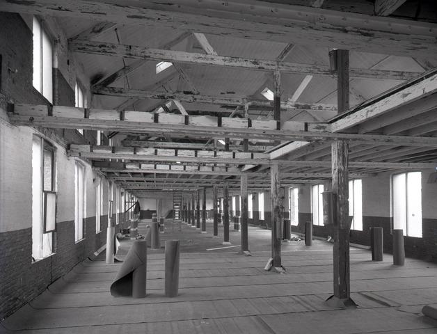 654323 - Industrie. Interieur fabriek.