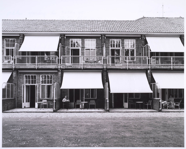 022983 - Elisabethziekenhuis. Gezondheidszorg. Eerste klasseafdeling van het St. Elisabethziekenhuis