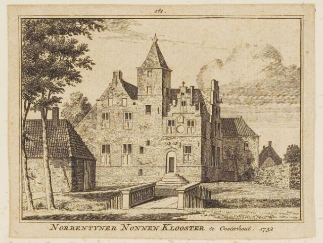 068454 - Ets. Norbertinessenklooster St. Catharina-dal te Oosterhout