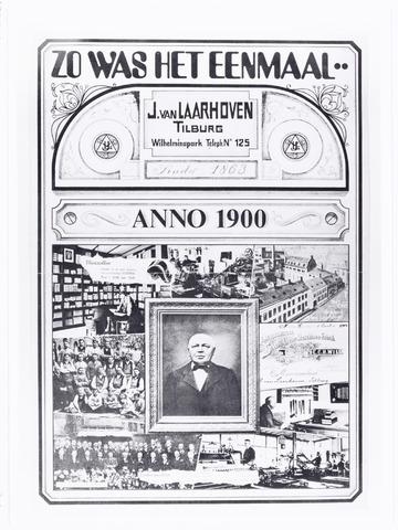 039634 - Drukkerij Jan van Laarhoven Wilhelminapark 7. (opgericht 1863)