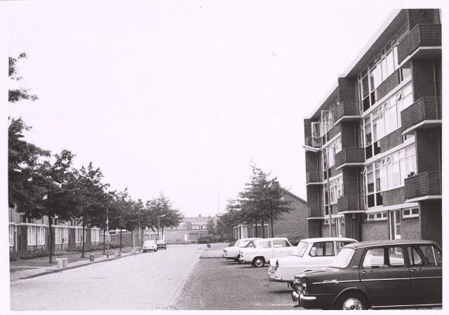022800 - St. Hubertusstraat halverwege 1971