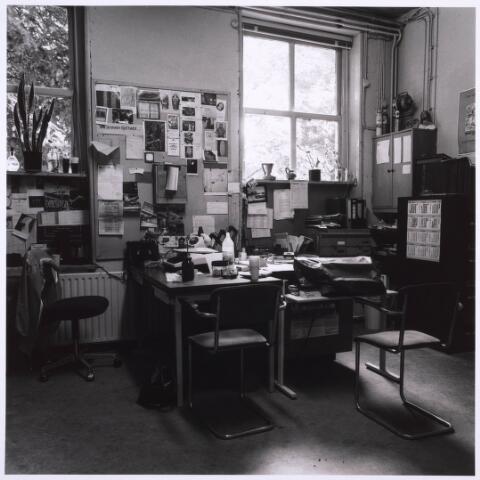 023219 - Duvelhok. Werkcentrum voor beeldende expressie. Interieur vóór de restauratie