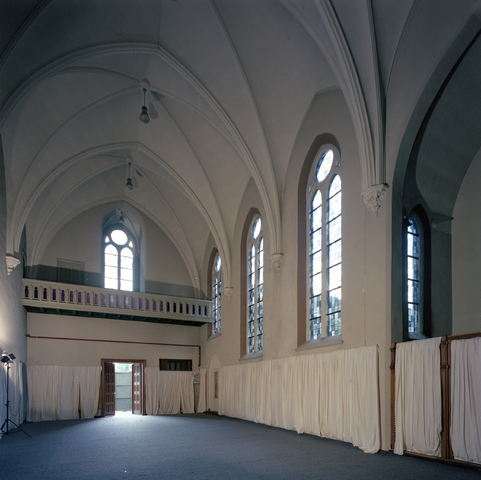 D-00478 - TBV - Clarissenhof, interieur kapel Clarissenklooster