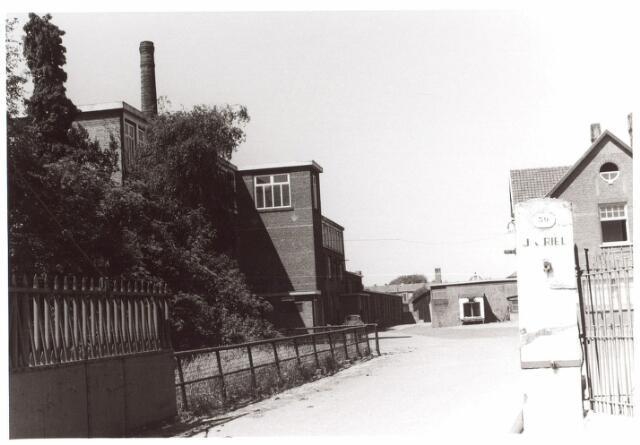 016904 - Gedeelte van het fabriekscomplex van looierij - wolwasserij Bernard Pessers