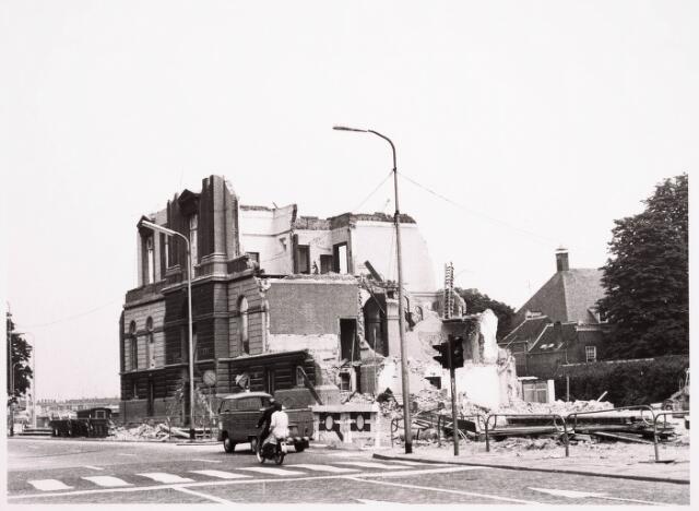 035869 - Sloop oude gemeentehuis aan het Stadhuisplein