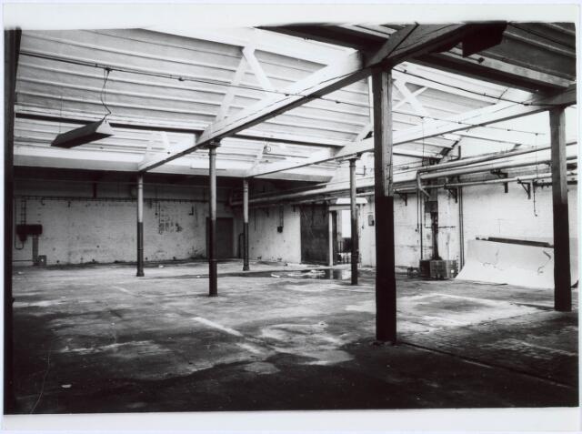 019192 - Lege hal van de voormalige wollenstoffenfabriek Gebroeders Franken