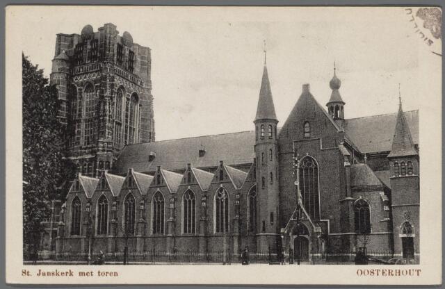 103014 - Kerken. R.K. St. Jansbasiliek.