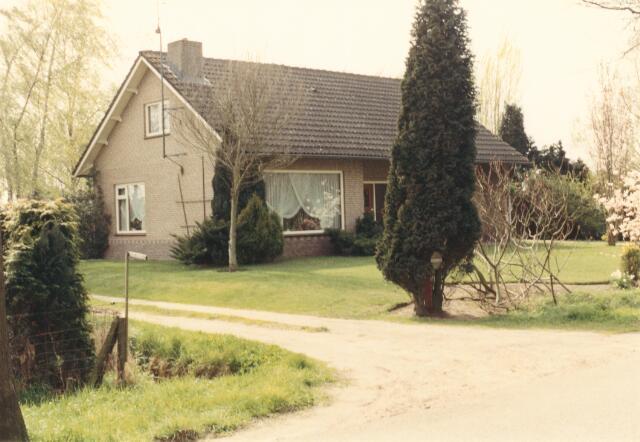 650840 - Gebied waar de latere woonwijk 'De Reeshof' is gebouwd.