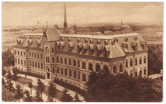 000153 - Missiehuis van de missionarissen van het H. Hart aan de Bredaseweg.