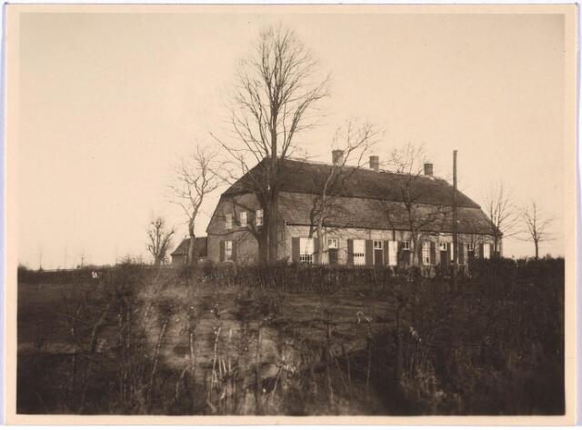 023945 - Boerderij 'Anna Paulownahoeve' (Torentjeshoef), hier in 1920, gebouwd door koning Willem II in 1832. Ligt op het grondgebied van Berkel-Enschot