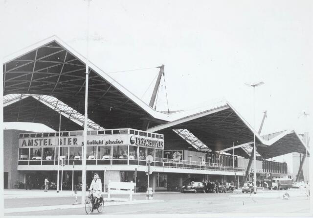 032054 - Spoorwegen: Station aan de Spoorlaan