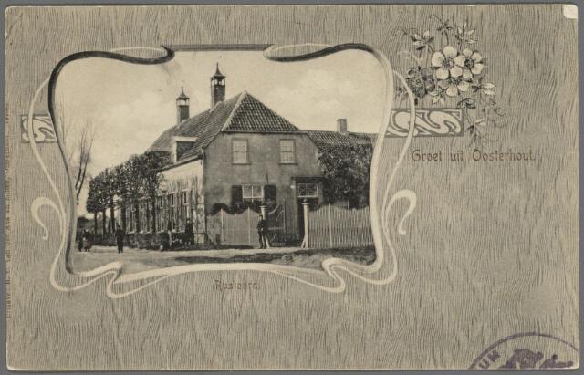 102795 - Rustoord. Keiweg.