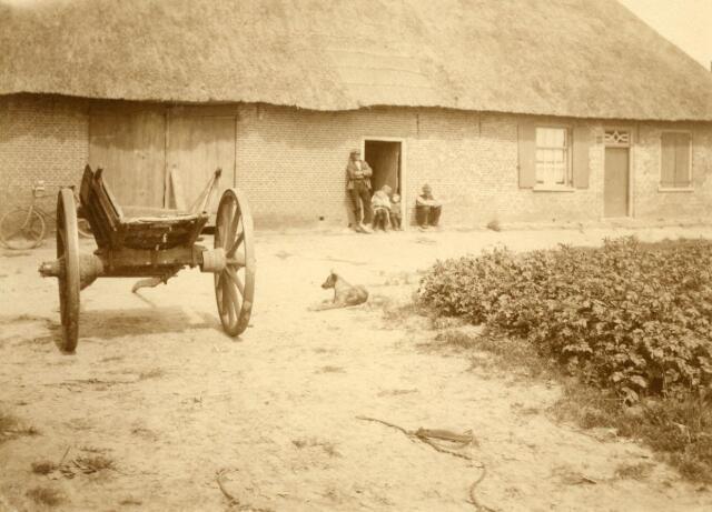 600852 - Kasteel Loon op Zand. Families Verheyen, Kolfschoten en Van Stratum