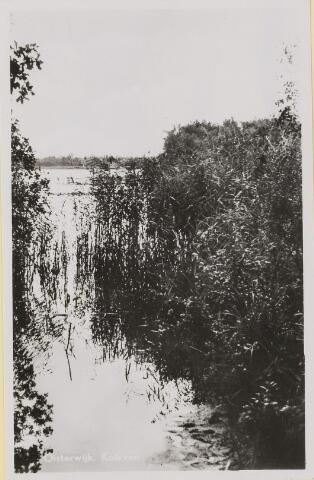 075238 - Serie ansichten over de Oisterwijkse Vennen.  Ven: Kolkven