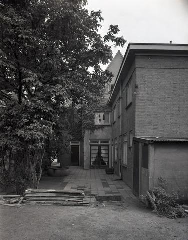 654409 - achterzijde van het pand aan de Hasseltstraat, voormalig huisnummer 47a.