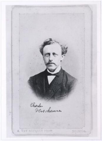 006068 - Charles Verschuuren. (reproductie; origineel niet in collectie aanwezig)