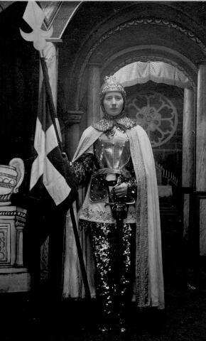 064918 - Toneel. R.K. toneelvereniging Het Noorden. Jeanne d'Arc.