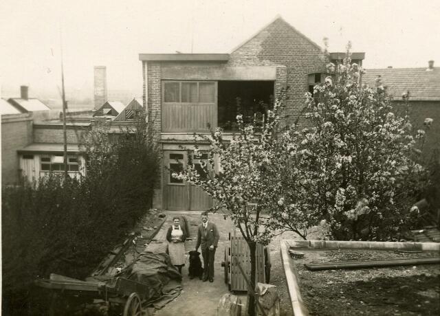 092794 - Timmerfabriek van de firma J.G. Broeders & Zonen aan de Groeseindstraat 39.