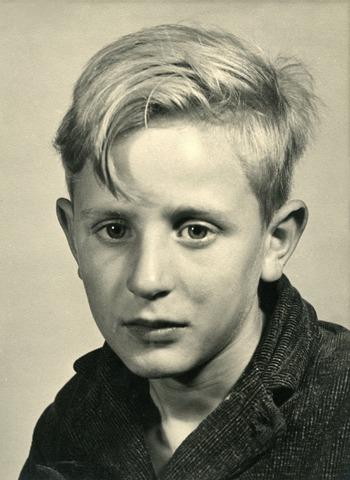 602719 - Portret. 'De melancholicus', ca. 1950