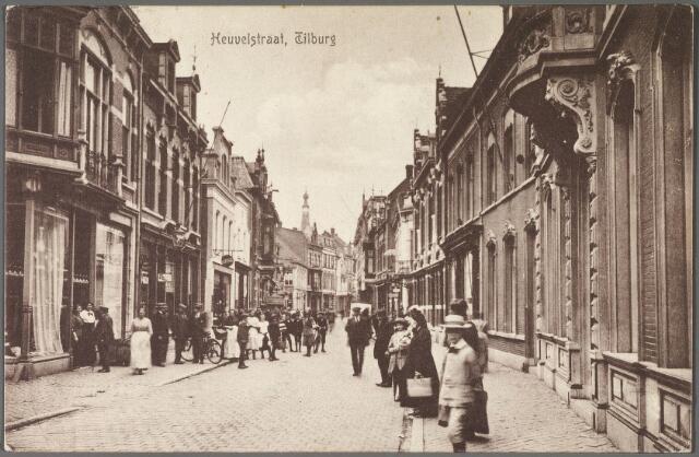011182 - Heuvelstraat tussen Heuvel en Willem II-straat.