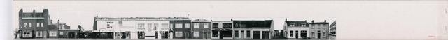1625_0075 - Fotostrook; straatwand; panden aan de linten en hoofdverbindingswegen in het centrum van de stad; Zuid / Emmastraat 2-22; foto's werden tussen 1976 en 1985 gemaakt. (foto gemaakt in periode 1976-1985)