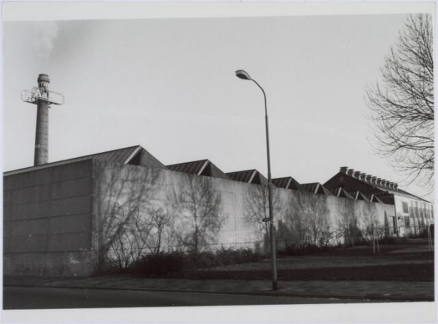 018357 - Textielindustrie. Gedeelte van de gebouwen van AaBe Wollenstoffen- en Wollendekenfabrieken aan de Fatimastraat.