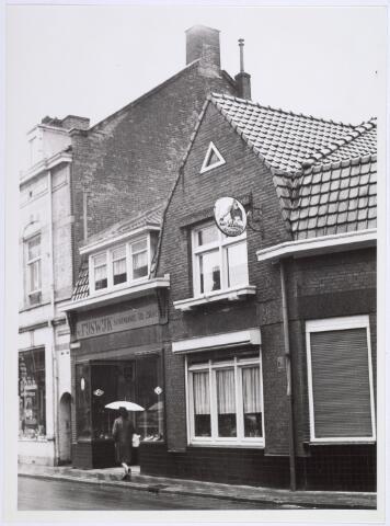 014241 - Schoenhandel Van Rijswijk aan het St.-Annaplein in 1965