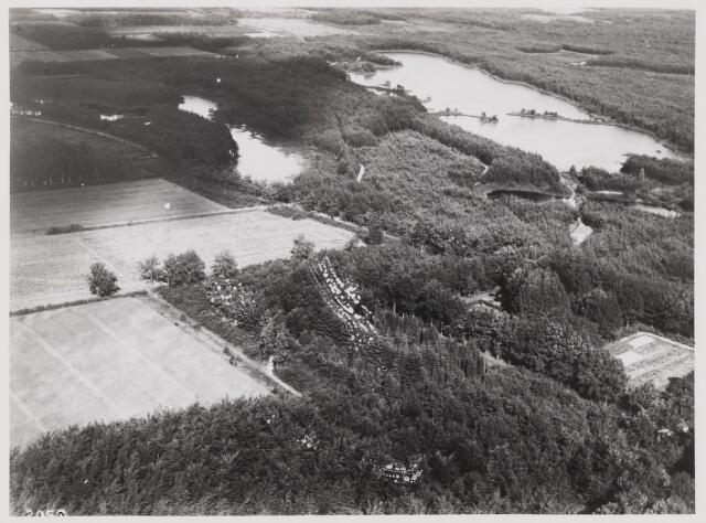 075252 - Serie ansichten over de Oisterwijkse Vennen.  Ven: Staalbergven.
