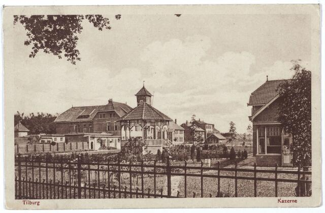 000196 - Generaal Kromhout kazerne aan de Bredaseweg