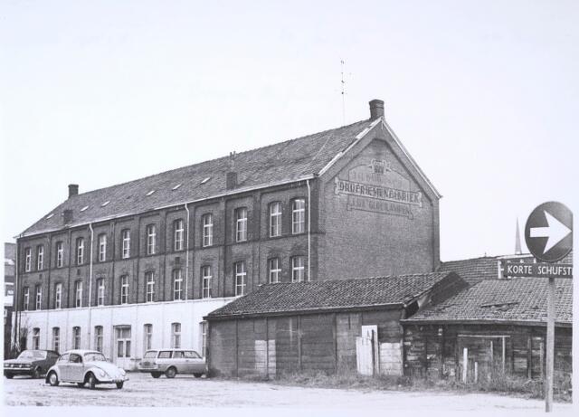 024451 - Tilburgsche Drijfriemenfabriek voorheen A. de Backer & Zn. aan de Korte Schijfstraat