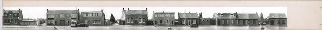 1625_0100 - Fotostrook; straatwand; panden aan de linten en hoofdverbindingswegen in het centrum van de stad; ; foto's werden tussen 1976 en 1985 gemaakt. (foto gemaakt in periode 1976-1985)
