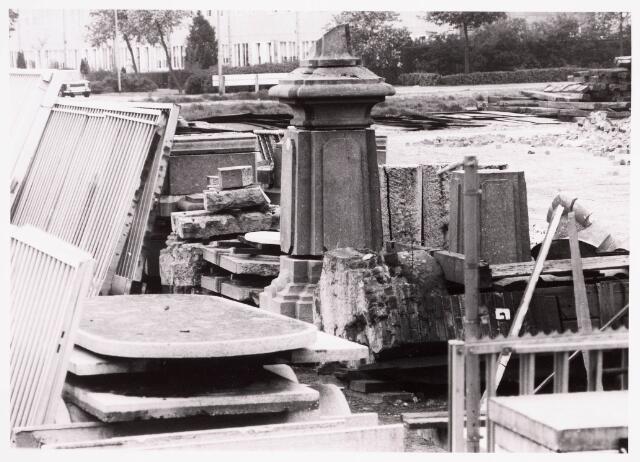 036037 - Gemeente werf opslag gedenknaald Willem II