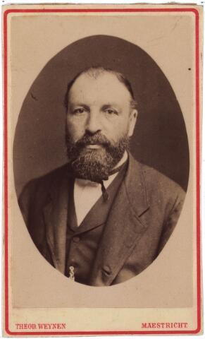 004162 - Victor Johannes van DOOREN, zoon van Pieter van Dooren, geboren 08-01-1824 te Tilburg, overleden na 1892 te Oirschot. Hij trouwde in 1873 te Hilvarenbeek met Maria E. Th. Verlinden, overleden in 1883; tweede huwelijk met Marie Faust.