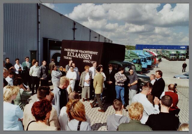 065420 - Transportbedrijf Claassen. Viering van het 150 jarig bestaan.