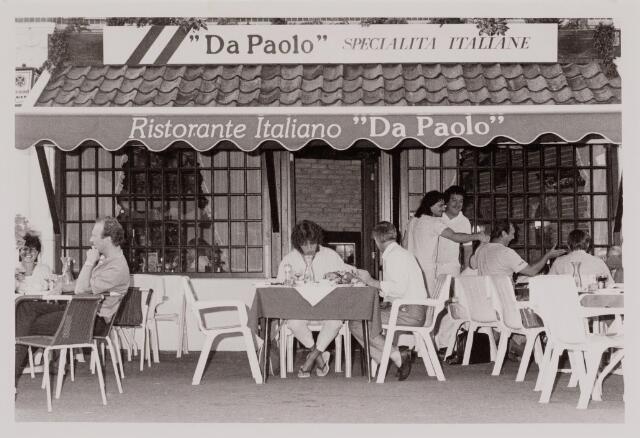 040579 - Café Da Paolo, Piusplein 74.