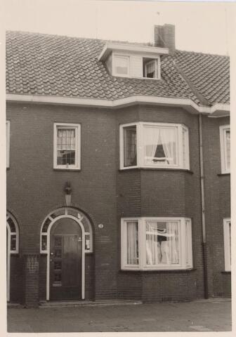 025625 - Pand Leenherenstraat 91 eind september 1962