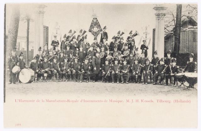 038370 - L'Harmonie de la Manufacture-Royale d'Instruments de Musique M.J.H. Kessels Tilbourg (Hollande)