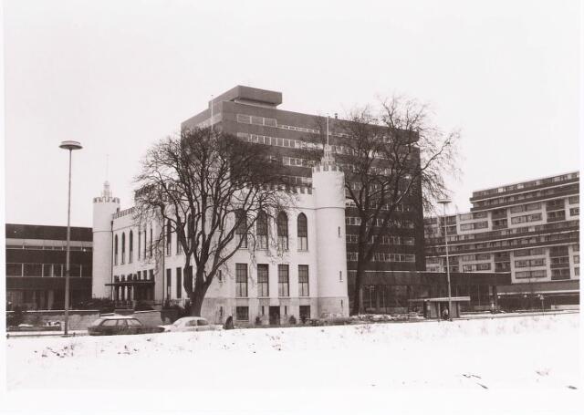 032254 - Paleis Raadhuis aan het Stadhuisplein