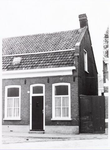 033830 - Woning aan de Veestraat 15.
