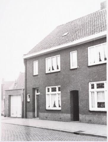 033441 - Voorgevel van het pand Tongerlose Hoefstraat 6
